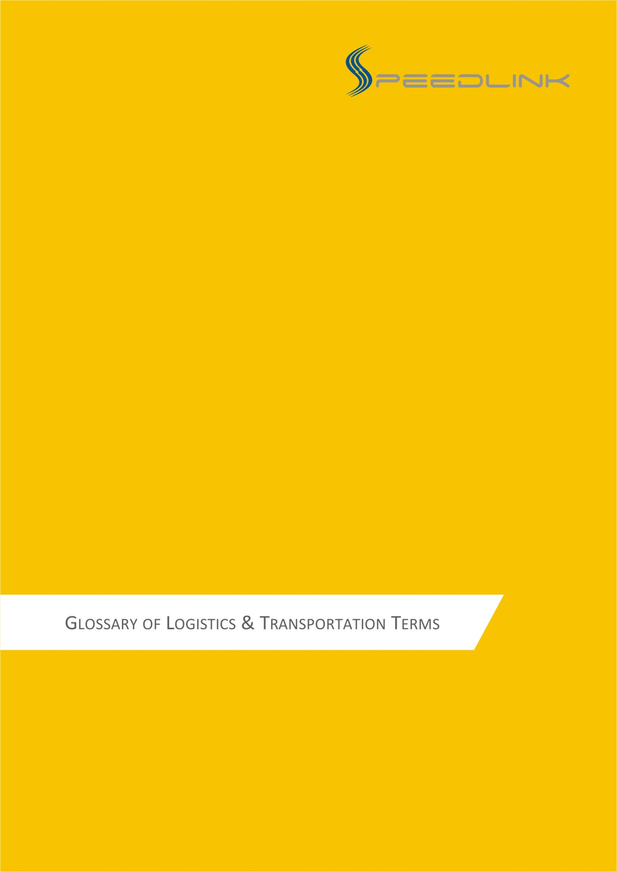 glossary-of-logistics-transportaion-terms